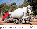 Cement tank truck for construcktion 28901240