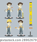 Set of Young builder 28902679