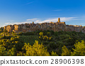 Pitigliano medieval town in Tuscany Italy 28906398