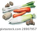 5種根菜類 28907957
