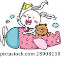 캐릭터, 동물, 토끼 28908139