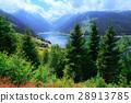 lake, mountain, landscape 28913785