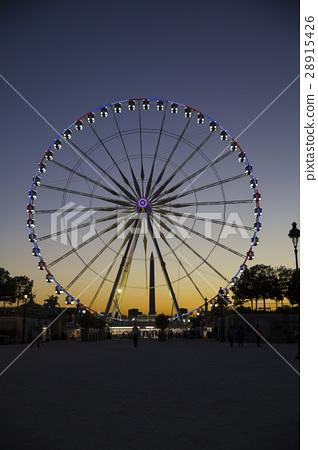 摩天轮 大摩天轮 协和广场 28915426