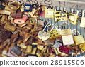 pont des arts, key, keys 28915506