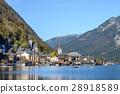 hallstatt austria village 28918589