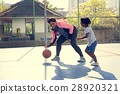 Basketball Sport Exercise Activity Leisure 28920321