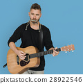 guitar, harmonica, instrument 28922546
