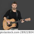 guitar, guy, harmonica 28922804