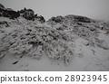 Snowy mountain smog 28923945