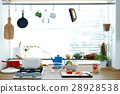 kitchen, kitchens, pan 28928538