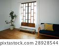room, indoor, window 28928544