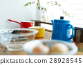 kitchen, kitchens, pan 28928545