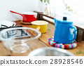 kitchen, kitchens, pan 28928546