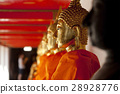 Golden Buddha Statue, Wat Pho, Thailand 28928776