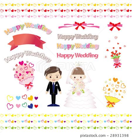 Wedding set 28931398