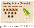 Spelling scramble game template for grasshopper 28931513