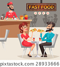 food, fast, people 28933666