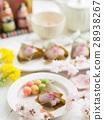 和果子 日本糖果 日式甜點 28938267
