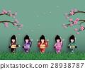 ซากุระ,ดอกไม้บาน,ธรรมชาติ 28938787