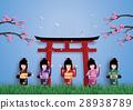 ซากุระ,ดอกไม้บาน,ธรรมชาติ 28938789
