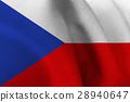 旗帜 旗 捷克共和国 28940647