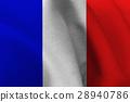 旗帜 旗 法国 28940786