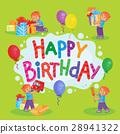 happy, birthday, greeting 28941322
