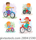 bicycle, set, child 28941590