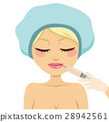 Botox Lips Woman 28942561