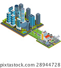 vector illustration isometric 28944728