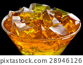 Jelly in glass 28946126