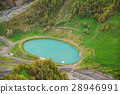 Pond For Fish Farming In Fisheries In Gudskoye 28946991