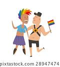 vector, homosexual, gay 28947474