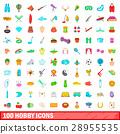 100 hobby icons 28955535