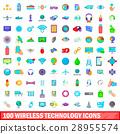 100, wireless, technology 28955574
