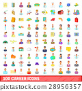 100 career icons 28956357