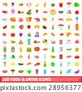 100 食物 食品 28956377