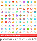 100 interface icons 28956378