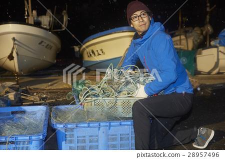 어부 인물 28957496