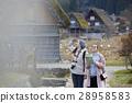 長滿茅草的椽架屋頂 遊覽 旅遊業 28958583