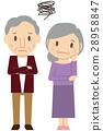 노인 부부 2 곤란 28958847