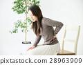 一個腰痛的女人 28963909