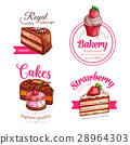 甜點 甜品 蛋糕 28964303