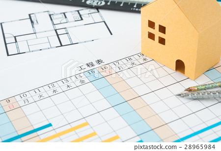 공정표 건축 리모델링 시공 계획 건축 공정 공사 계획 공정 관리 계획 부동산 28965984
