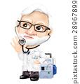 医生听诊 28967899