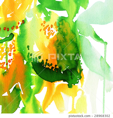 Abstract watercolor background 28968302