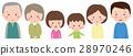 三代人 家庭 家族 28970246