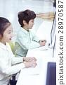 공부하는 초등학생 28970587