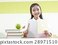 공부, 초등학생, 아이 28971510
