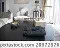 테이블, 공간, 소파 28972976
